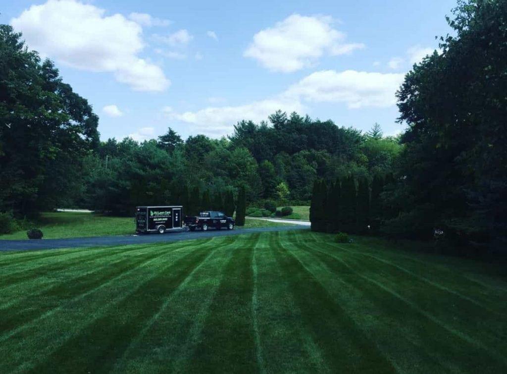 Lawn Care in Hooksett NH