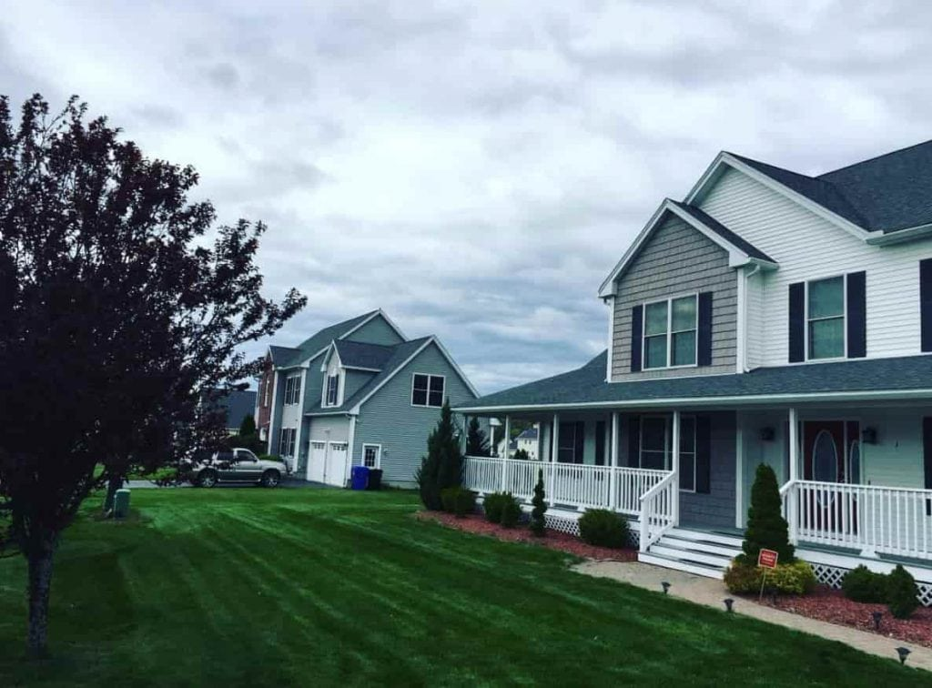 Lawn Care in Manchester NH